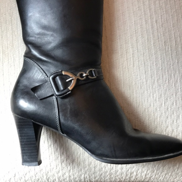 Life Stride Shoes | Ladies Black Dress